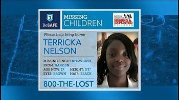 National Center for Missing & Exploited Children TV Spot, 'Terricka Nelson' - Thumbnail 3