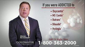 Goldwater Law Firm TV Spot, 'Opioids'