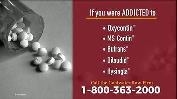 Goldwater Law Firm TV Spot, 'Opioids' - Thumbnail 2