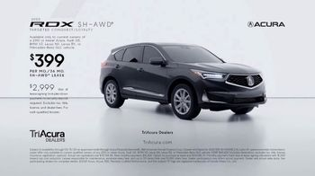 2020 Acura RDX TV Spot, 'Designed for the City' [T2] - Thumbnail 8