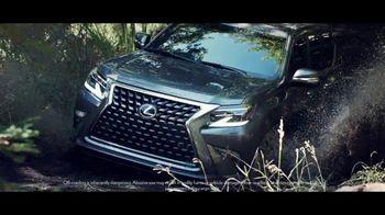 Invitation to Lexus Sales Event TV Spot, 'Visceral Sensation' [T1]