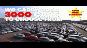 Major World TV Spot, 'Over 3,000 Cars' - Thumbnail 2