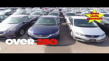 Major World TV Spot, 'Over 3,000 Cars' - Thumbnail 5