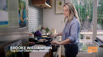 Metro by T-Mobile TV Spot, 'Bravo: Top Chef Family Connections' Featuring Brooke Williamson - Thumbnail 2