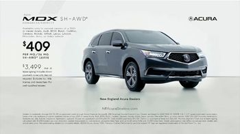 2020 Acura MDX TV Spot, 'Designed for Where You Drive: Mountain' Song by Lizzo [T2] - Thumbnail 9
