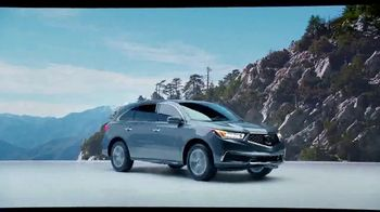 2020 Acura MDX TV Spot, 'Designed for Where You Drive: Mountain' Song by Lizzo [T2] - Thumbnail 6