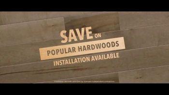 Lumber Liquidators TV Spot, 'Bellawood Distressed Oak Floor' Song by Electric Banana - Thumbnail 9