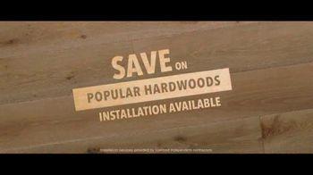 Lumber Liquidators TV Spot, 'Bellawood Distressed Oak Floor' Song by Electric Banana - Thumbnail 8