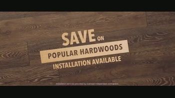 Lumber Liquidators TV Spot, 'Bellawood Distressed Oak Floors: No Interest Financing' Song by Electric Banana - Thumbnail 9