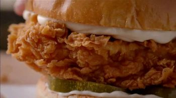 Popeyes TV Spot, 'Favorites: Free Delivery' - Thumbnail 7