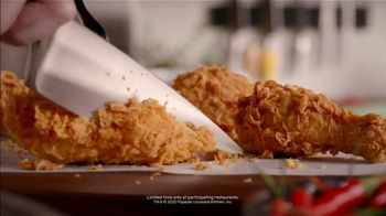 Popeyes TV Spot, 'Favorites: Free Delivery' - Thumbnail 8