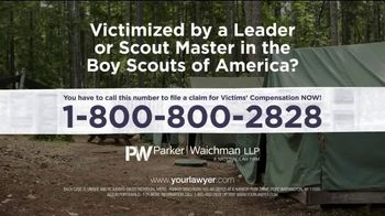 Parker Waichman TV Spot, 'Boy Scout Abuse' - Thumbnail 7