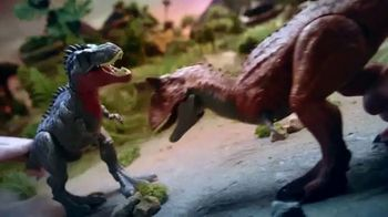 Jurassic World Control 'N Conquer Carnotaurus TV Spot, 'Primal Attack Feature' - Thumbnail 6
