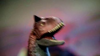 Jurassic World Control 'N Conquer Carnotaurus TV Spot, 'Primal Attack Feature' - Thumbnail 7