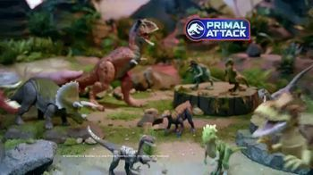 Jurassic World Control 'N Conquer Carnotaurus TV Spot, 'Primal Attack Feature' - Thumbnail 8