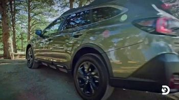 2020 Subaru Outback TV Spot, 'Discovery Channel: Hiking' [T1] - Thumbnail 2