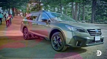 2020 Subaru Outback TV Spot, 'Discovery Channel: Hiking' [T1] - Thumbnail 6