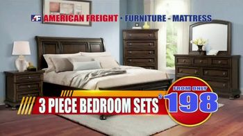 American Freight Tax Time Blowout TV Spot, 'Take It Home Today for $50'