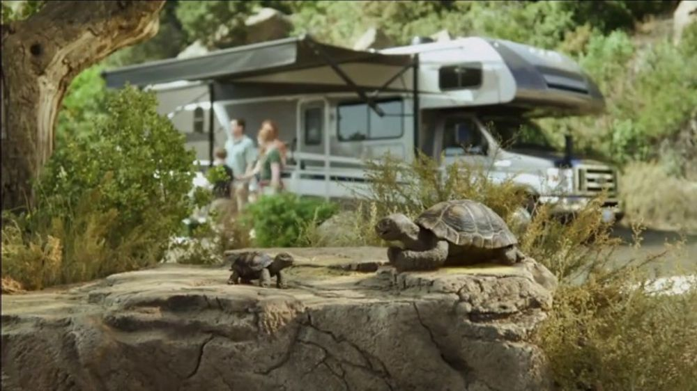 GEICO RV Insurance TV Commercial, 'Moving House Thing'