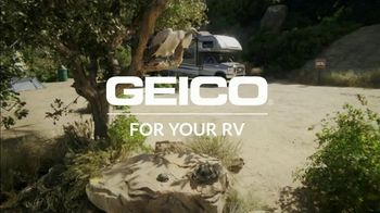 GEICO RV Insurance TV Spot, 'Moving House Thing' - Thumbnail 10