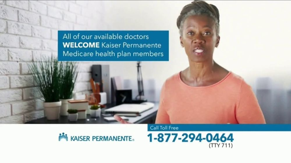 Kaiser Permanente Senior Avantage TV Commercial, 'Great News'