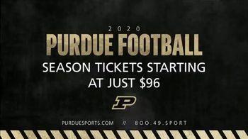 Purdue Sports TV Spot, '2020 Football Season Tickets' - Thumbnail 9