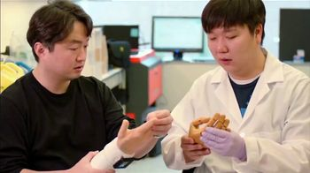 BTN LiveBIG TV Spot, 'Purdue Engineers Look to Revolutionize the Feel of Prosthetics'