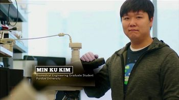 BTN LiveBIG TV Spot, 'Purdue Engineers Look to Revolutionize the Feel of Prosthetics' - Thumbnail 4