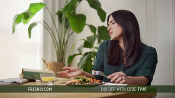 Freshly TV Spot, 'Epiphany: $40 Off' - Thumbnail 2