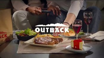 Outback Steakhouse Delivery TV Spot, 'Delivery Is Here: Free Delivery'