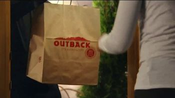 Outback Steakhouse Delivery TV Spot, 'Delivery Is Here: Free Delivery' - Thumbnail 2