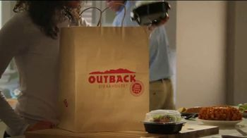 Outback Steakhouse Delivery TV Spot, 'Delivery Is Here: Free Delivery' - Thumbnail 3