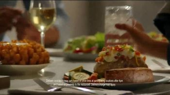 Outback Steakhouse Delivery TV Spot, 'Delivery Is Here: Free Delivery' - Thumbnail 4