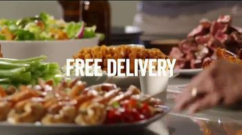 Outback Steakhouse Delivery TV Spot, 'Delivery Is Here: Free Delivery' - Thumbnail 8