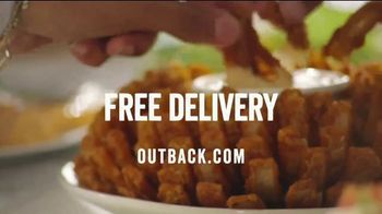 Outback Steakhouse Delivery TV Spot, 'Delivery Is Here: Free Delivery' - Thumbnail 9