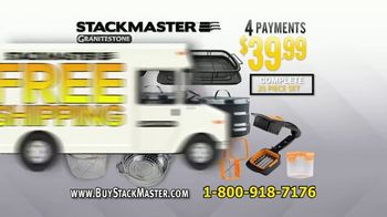 Stack Master by Granite Stone TV Spot, 'Stacks to Fit' - Thumbnail 10