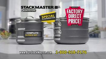 Stack Master by Granite Stone TV Spot, 'Stacks to Fit' - Thumbnail 6