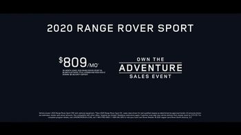 Land Rover Own the Adventure Sales Event TV Spot, 'Play Harder' Featuring Mikaela Shiffrin [T2] - Thumbnail 10