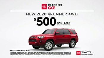 Toyota Ready Set Go! TV Spot, 'Imagine Yourself: Snow' [T1] - Thumbnail 8