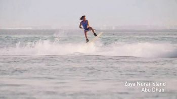 Abu Dhabi TV Spot, 'Zaya Nurai: Watersports' - Thumbnail 2
