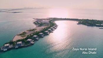 Abu Dhabi TV Spot, 'Zaya Nurai: Watersports'