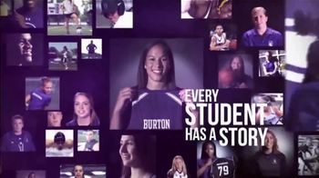 Big Ten Conference TV Spot, 'Faces of the Big Ten: Veronica Burton'