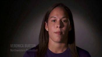 Big Ten Conference TV Spot, 'Faces of the Big Ten: Veronica Burton' - Thumbnail 3