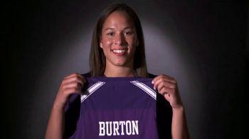 Big Ten Conference TV Spot, 'Faces of the Big Ten: Veronica Burton' - Thumbnail 7