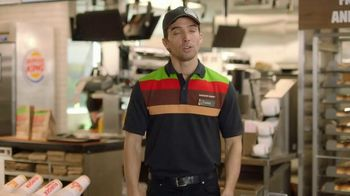 Burger King TV Spot, 'Contactless: Free Delivery'