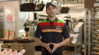 Burger King TV Spot, 'Contactless: Free Delivery' - Thumbnail 2