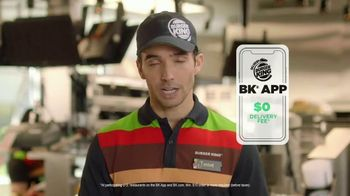 Burger King TV Spot, 'Contactless: Free Delivery' - Thumbnail 4