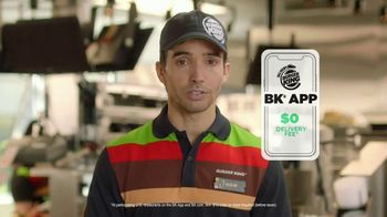 Burger King TV Spot, 'Contactless: Free Delivery' - Thumbnail 5