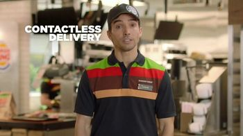 Burger King TV Spot, 'Contactless: Free Delivery' - Thumbnail 7