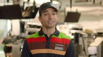 Burger King TV Spot, 'Contactless: Free Delivery' - Thumbnail 8
